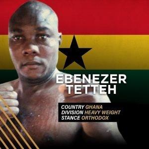 Ebenezer Tetteh