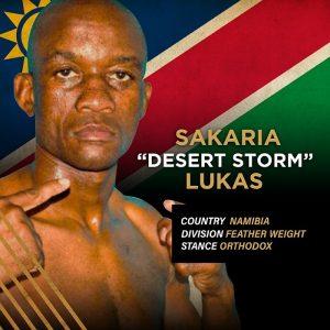 """""""Desert Storm"""" Sakaria Lukas"""