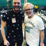 Scott Farrell with legendary coach Freddy Roach