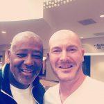 Premier Boxing Champions Sam Watson with Scott Farrell