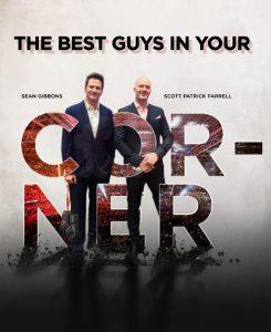 The best guys iin your corner