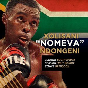"""Nomeva"" Xolisani Ndongeni"